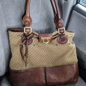 Authentic Chloe Paddington Lock bag